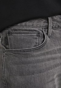 Emporio Armani - Slim fit jeans - denim nero - 5