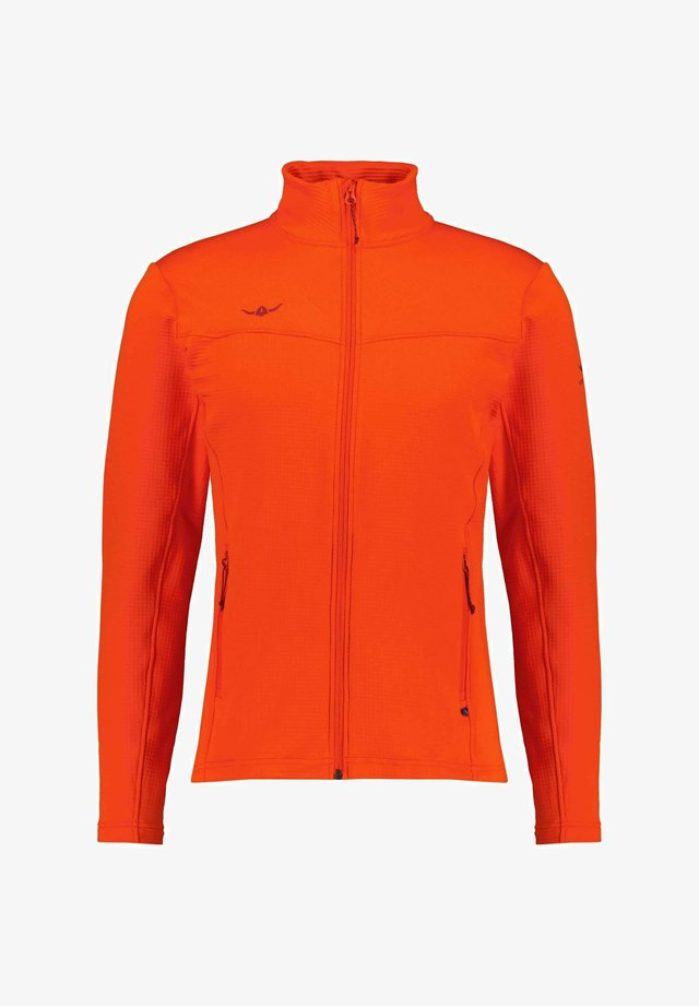 """SAARI M"" - Training jacket - orange"
