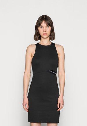 MILANO TANK DRESS - Day dress - black
