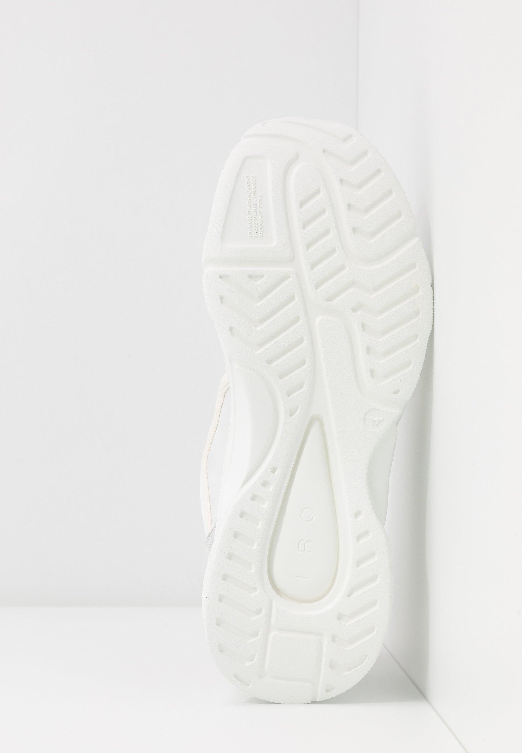 Iro CURVE RUNNER Sneaker low white/weiß