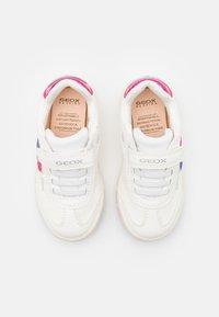 Geox - SKYLIN GIRL - Trainers - white - 3