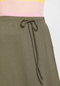 Vero Moda - VMAVA ANCLE SKIRT  - Maxi skirt - bungee cord - 5