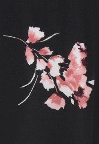 b.young - BYMMJOELLA - Haalari - black/mix - 2
