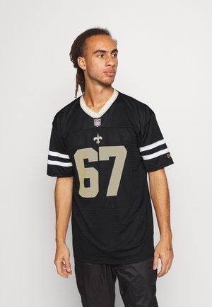 NFL NEW ORLEANS - Article de supporter - black