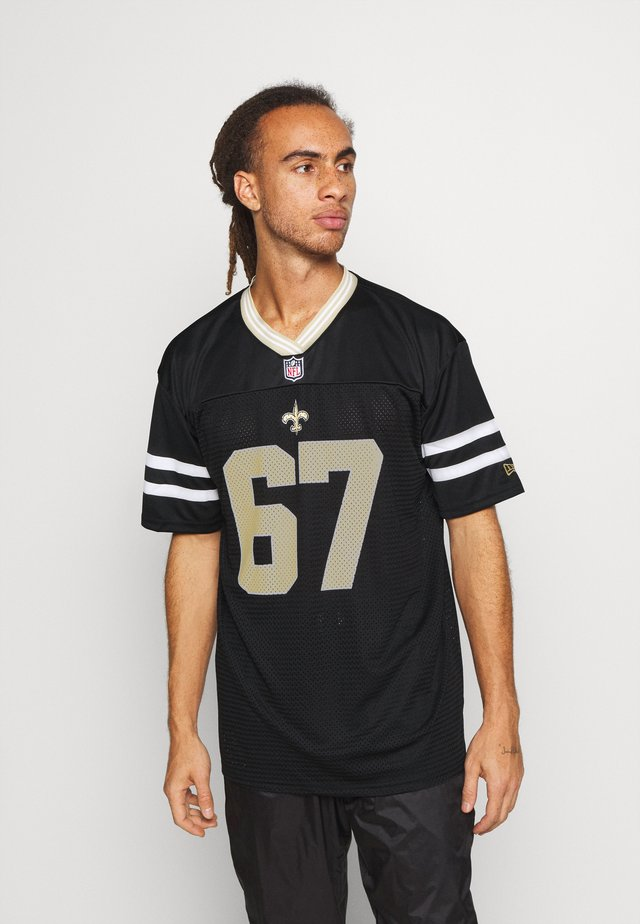 NFL NEW ORLEANS - Article de supporter - black