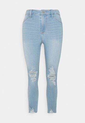 CURVY - Jeans Skinny Fit - indigo