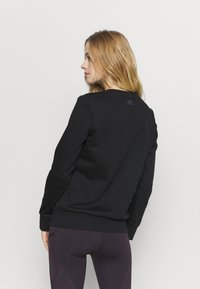 adidas Performance - CREW - Sweatshirt - black - 2