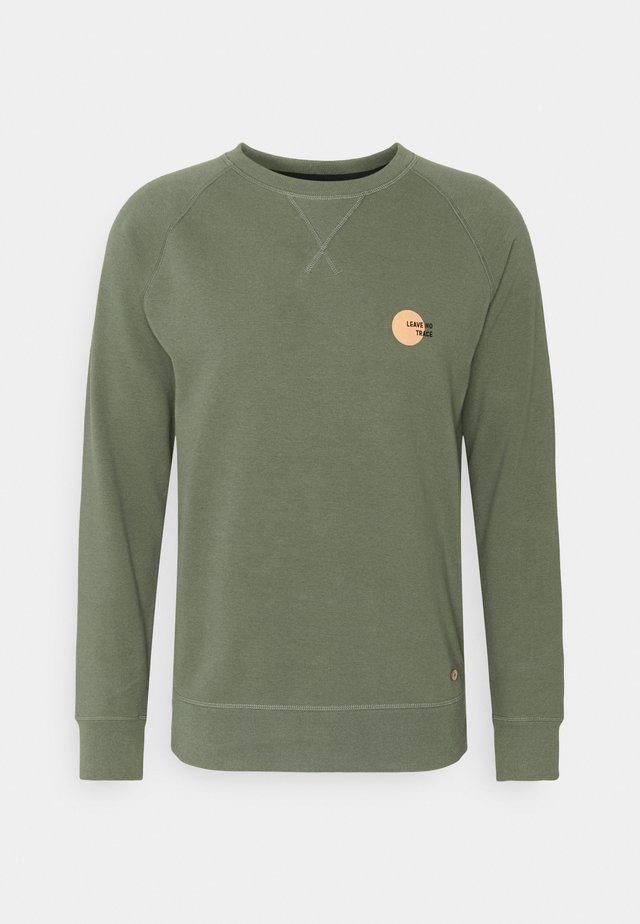 DARNEY UNISEX  - Sweatshirt - leaf green