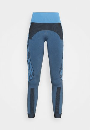 Legging - blue/black