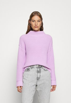 SLFSELMA T NECK  - Jumper - fair orchid