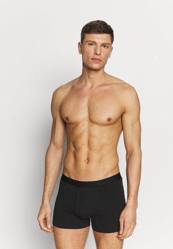 3 PACK - Underkläder - black/black/black