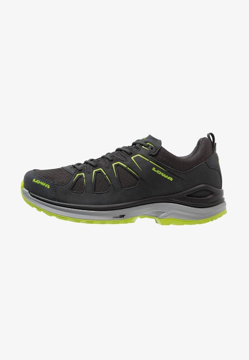 Lowa - INNOX EVO GTX - Hiking shoes - anthrazit/limone
