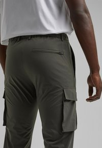 Esprit Collection - Cargo trousers - dark khaki - 5