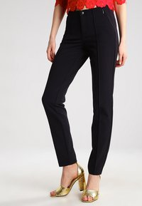 MAC Jeans - ANNA  - Bukse - schwarz - 0