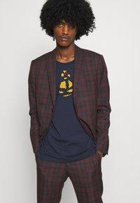 Vivienne Westwood - KID CLASSIC UNISEX - Print T-shirt - navy - 7