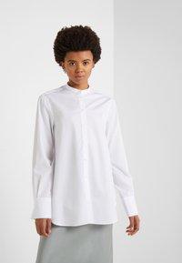 Filippa K - FRANCI SHIRT - Skjorte - frosty white - 0