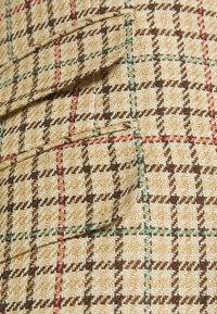 Polo Ralph Lauren - Blazer - brown houndstooth - 5