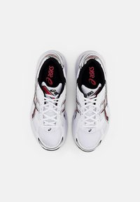 ASICS SportStyle - GEL-1130 UNISEX - Sneakers basse - white/electric red - 3