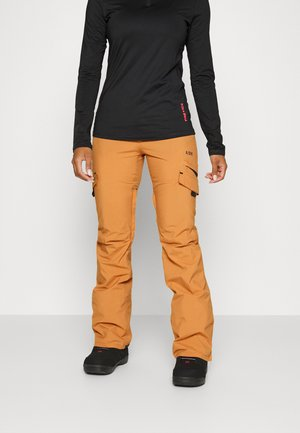 NELA - Snow pants - vintage gold