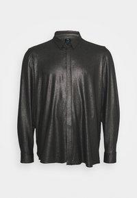 Twisted Tailor - SLEDGE SHIRT PLUS - Košile - black - 0