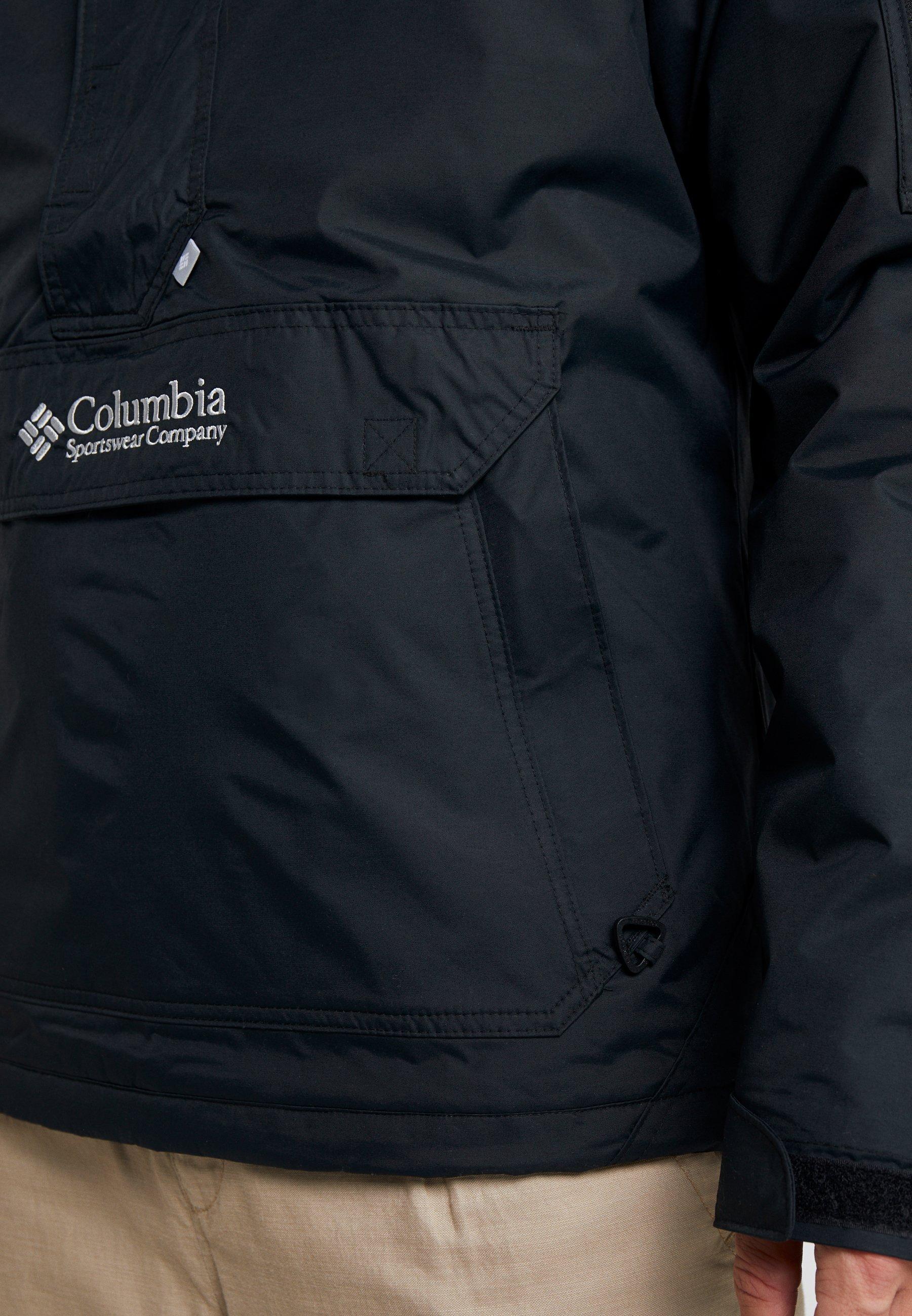 Columbia CHALLENGER Veste d'hiver blacknoir ZALANDO.FR