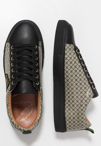 River Island - Baskets basses - black - 1