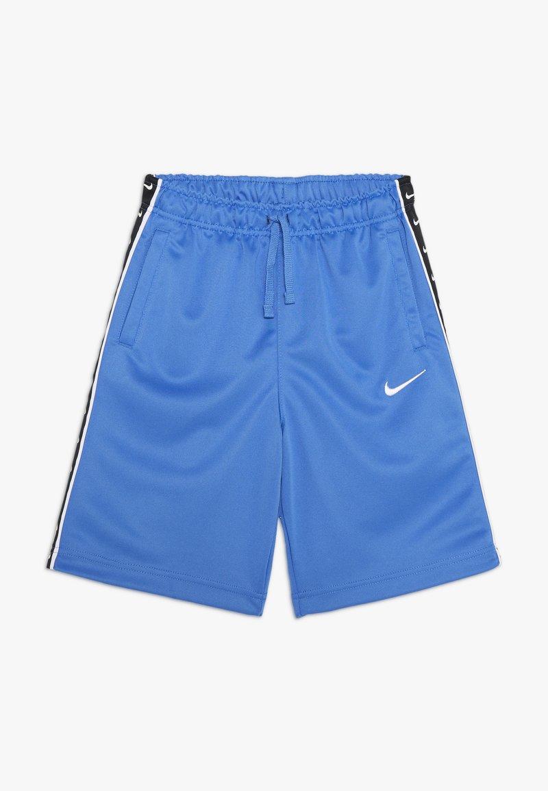 Nike Sportswear - TAPE - Shorts - pacific blue