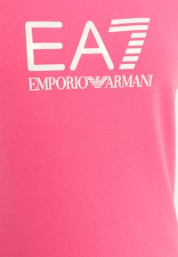 EA7 Emporio Armani - Print T-shirt - pink - 2