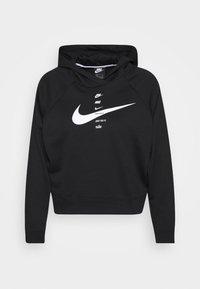 Nike Sportswear - HOODIE - Kapuzenpullover - black/white - 3