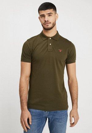 Poloshirts - field green