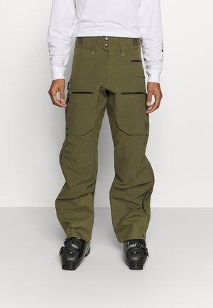 LOFOTEN GORE TEX PRO PANTS - Snow pants - khaki