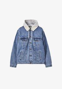 PULL&BEAR - Denim jacket - light blue - 5