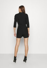 Closet - CLOSET TUXEDO PLAYSUIT - Jumpsuit - black - 2