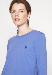 Polo Ralph Lauren - TEE LONG SLEEVE - Maglietta a manica lunga - deep blue - 4
