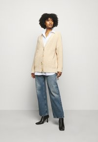 House of Dagmar - BEATA  - Cardigan - sand - 1