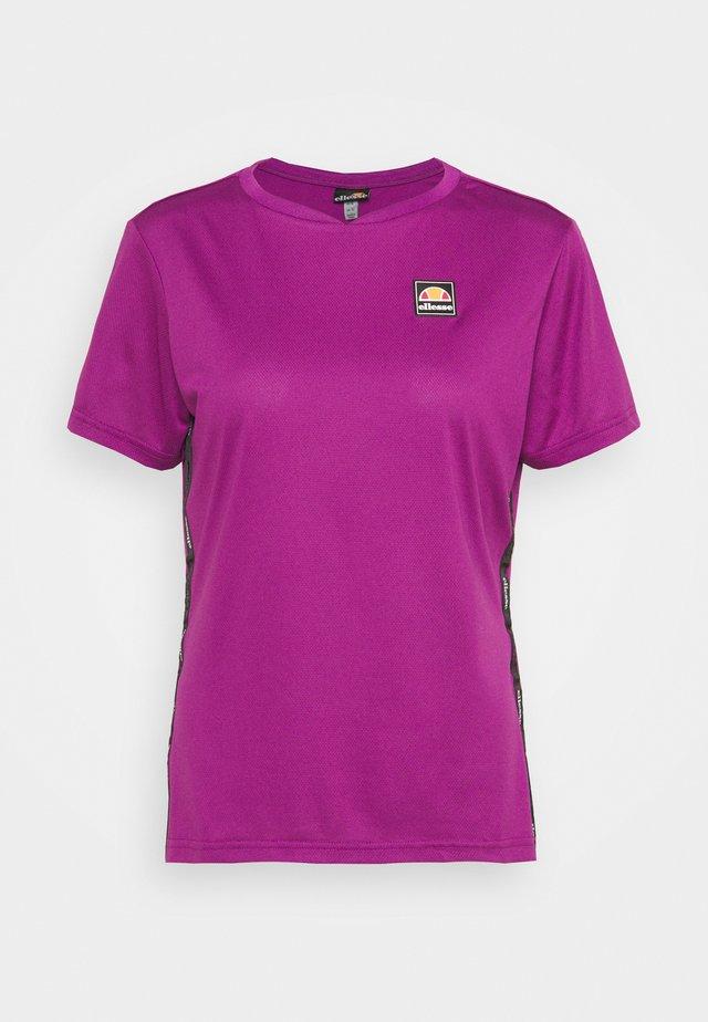 GORILO TEE - T-shirt basic - purple