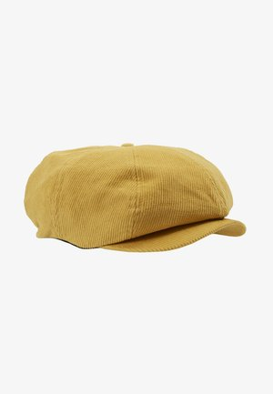 BROOD SNAP CAP - Čepice - sunset yellow