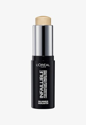INFAILLIBLE CONTOUR STICK HIGHLIGHTER - Rozświetlacz - 502 gold is cold