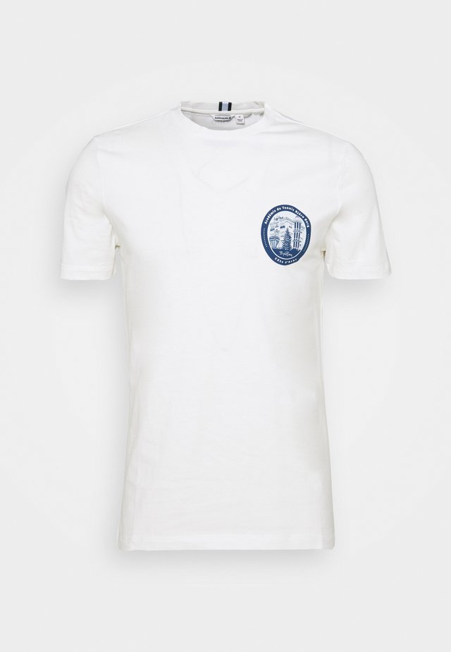 SPORT TEE - T-shirt con stampa - off-white