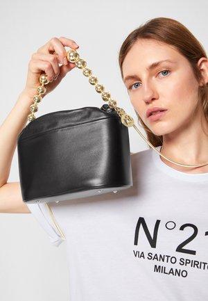 BRICK - Handbag - black