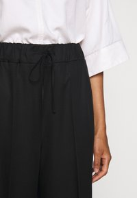 Filippa K - ARIA TROUSER - Trousers - black - 5