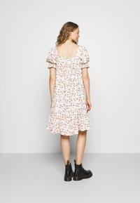 byTiMo - SMOCKING BABYDOLL DRESS - Day dress - strawberries - 2