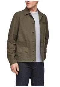 s.Oliver - Summer jacket - green - 4