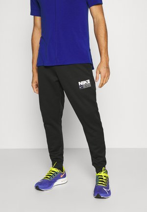 DRY TAPER PANT PACK - Tracksuit bottoms - black