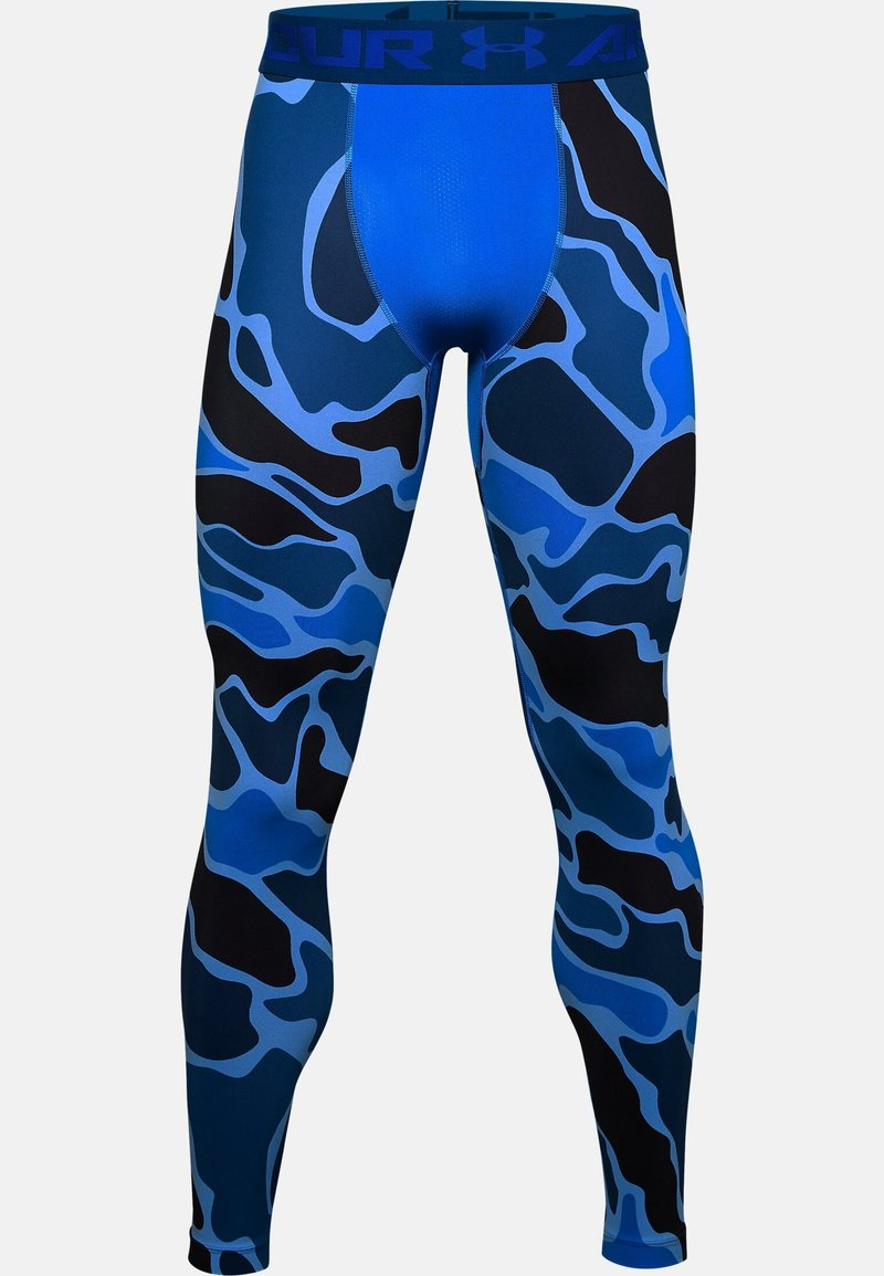 Under Armour - Tights - versa blue