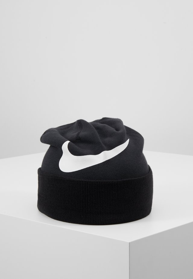 BEANIE GFA TEAM - Bonnet - black/white