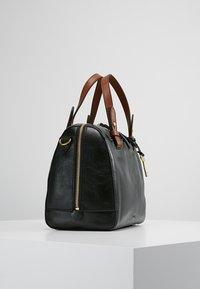 Fossil - RACHEL SATCHEL - Handtasche - black - 3