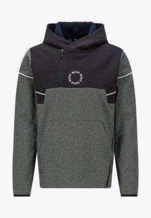 SANNOK - Sweat à capuche - grey