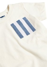 Next - FIVE PACK - Print T-shirt - blue - 7
