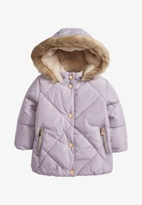 Next - Winter jacket - purple - 0